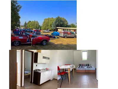 Camping Hôrka**, Zemplínska šírava